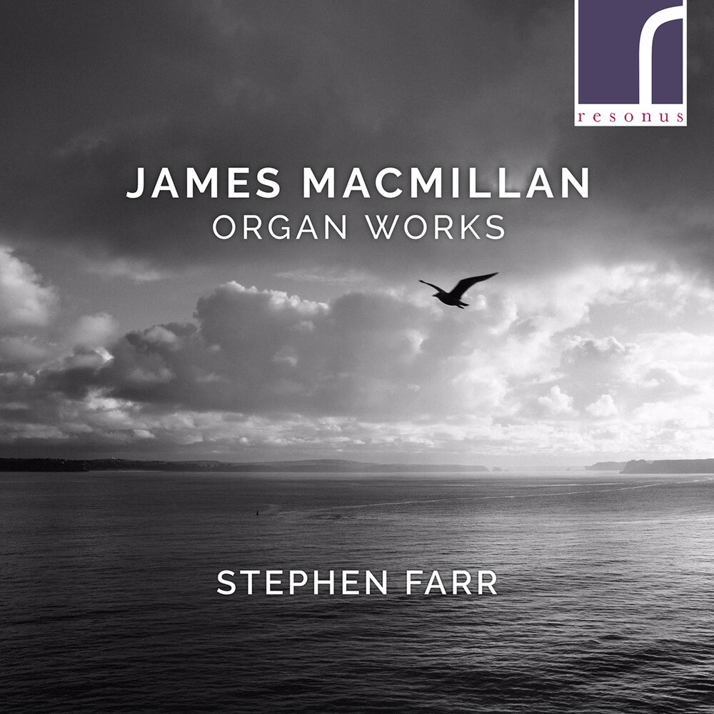 Stephen Farr - Organ Works
