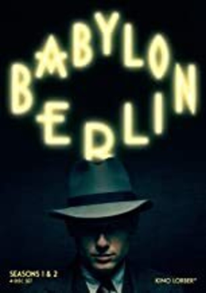 - Babylon Berlin Seasons 1 & 2 (2017) (4pc) / (4pk)