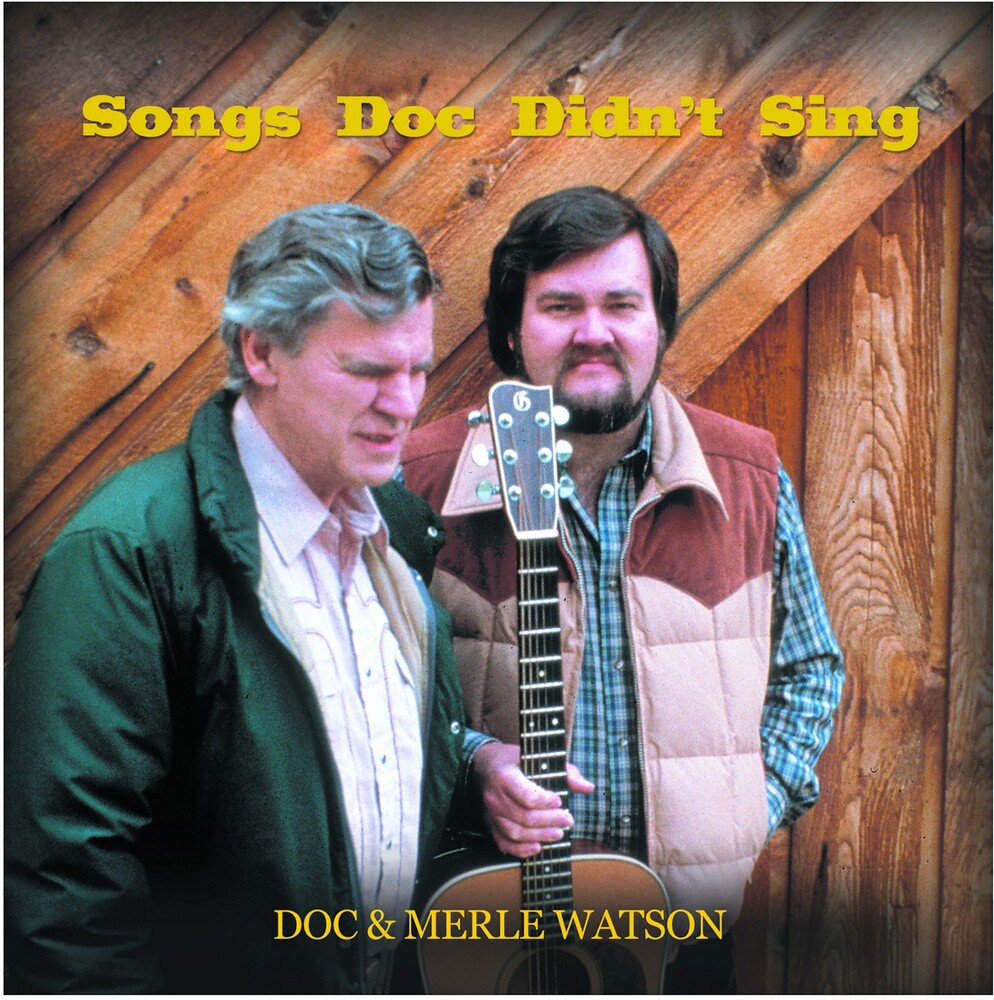 Doc Watson / Watson,Merle - Songs Doc Didn't Sing