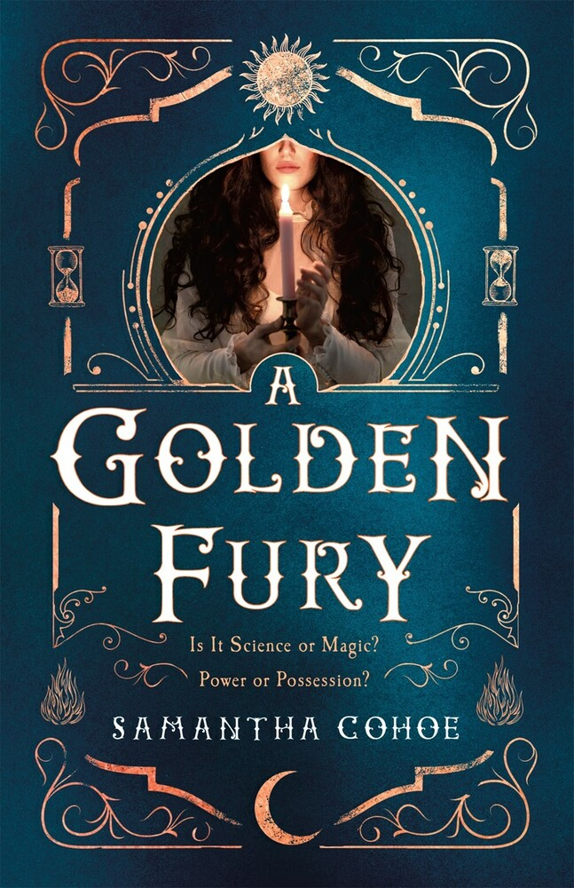 - A Golden Fury: A Novel