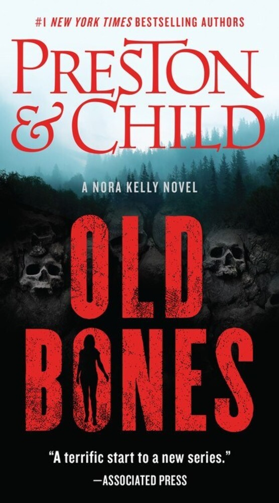 - Old Bones: A Nora Kelly Novel