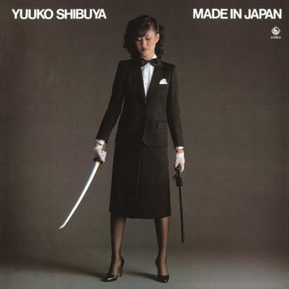 Yuko Shibuya - Made In Japan (Reis)