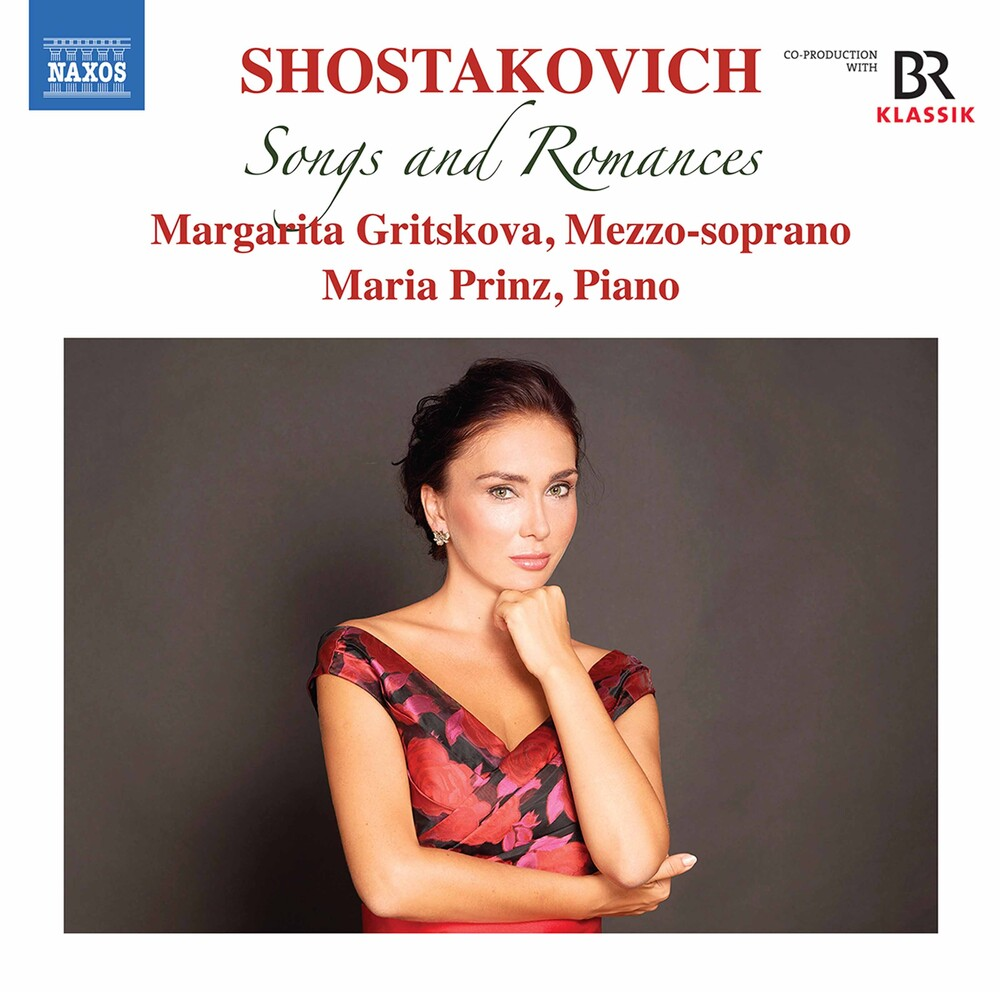 Margarita Gritskova - Songs & Romances