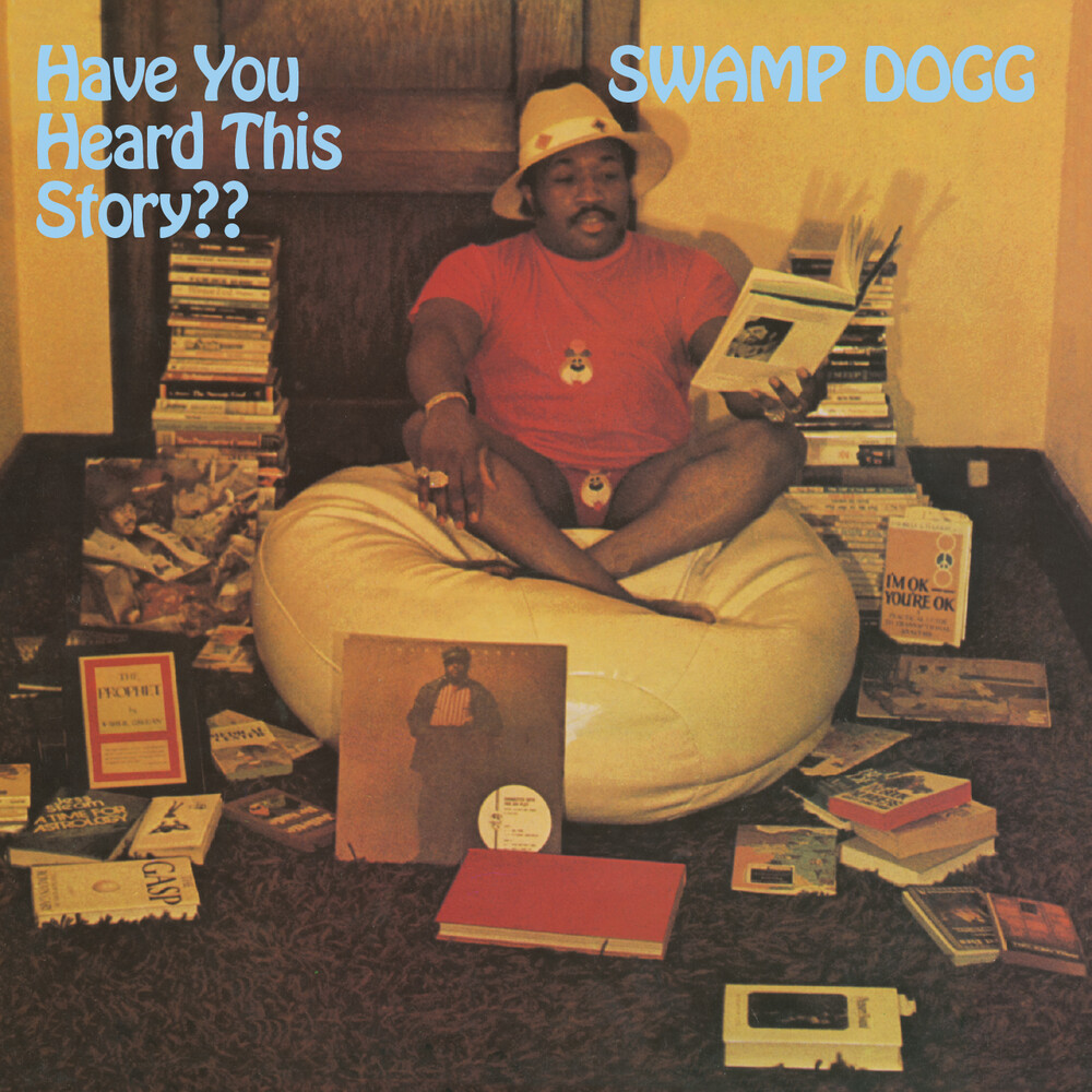 Swamp Dogg - Have You Heard This (Hol)