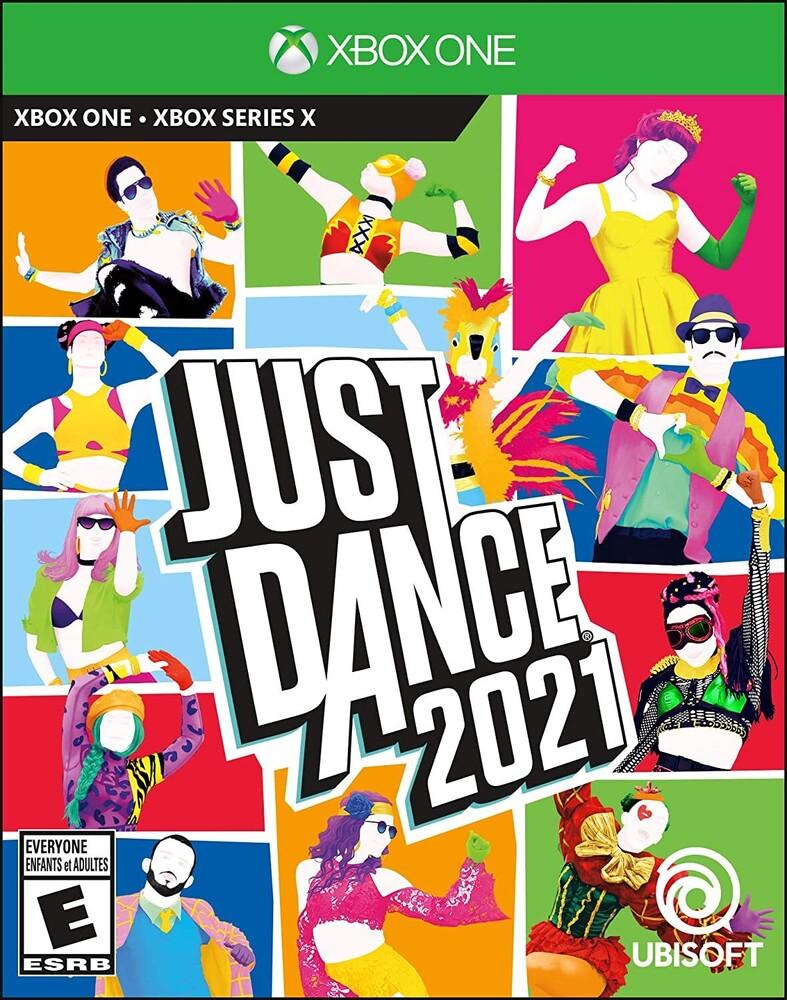 Xb1 Just Dance 2021 - Xb1 Just Dance 2021