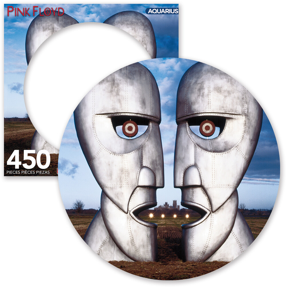Pink Floyd Division Bell 450 PC Pic Disc Puzzle - Pink Floyd Division Bell 450 Pc Picture Disc Puzzle