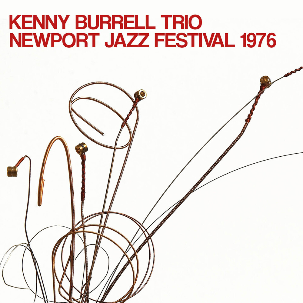 Kenny Burrell Trio - Newport Jazz Festival 1976