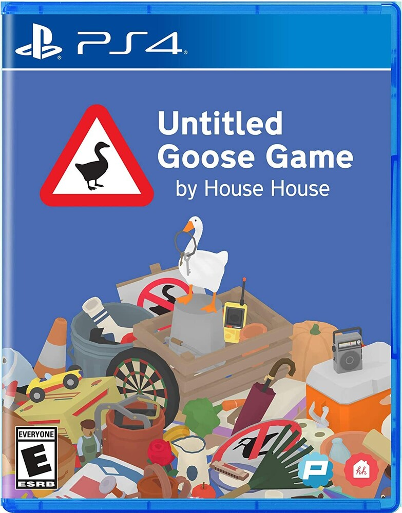 - Ps4 Untitled Goose Game