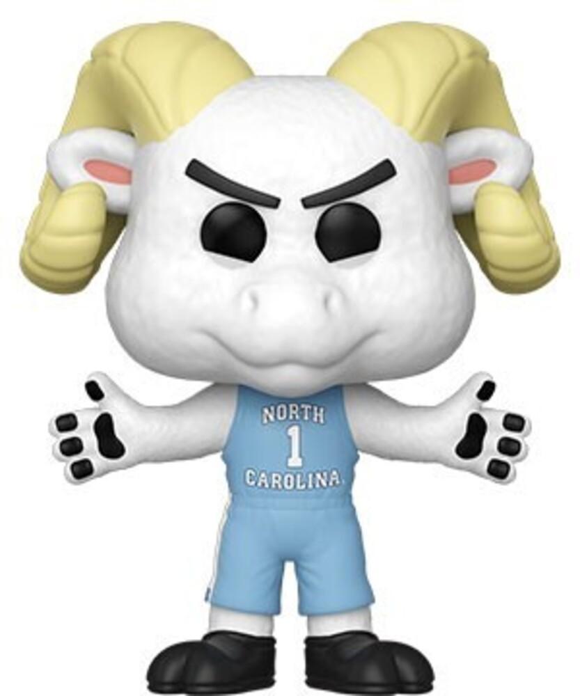Funko Pop! Mascots: - FUNKO POP! MASCOTS: University of NC- Rameses