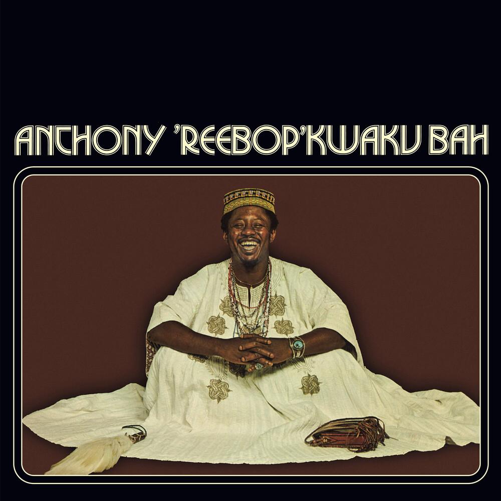 Anthony reebop Kwaku Bah - Anthony 'Reebop' Kwaku Bah