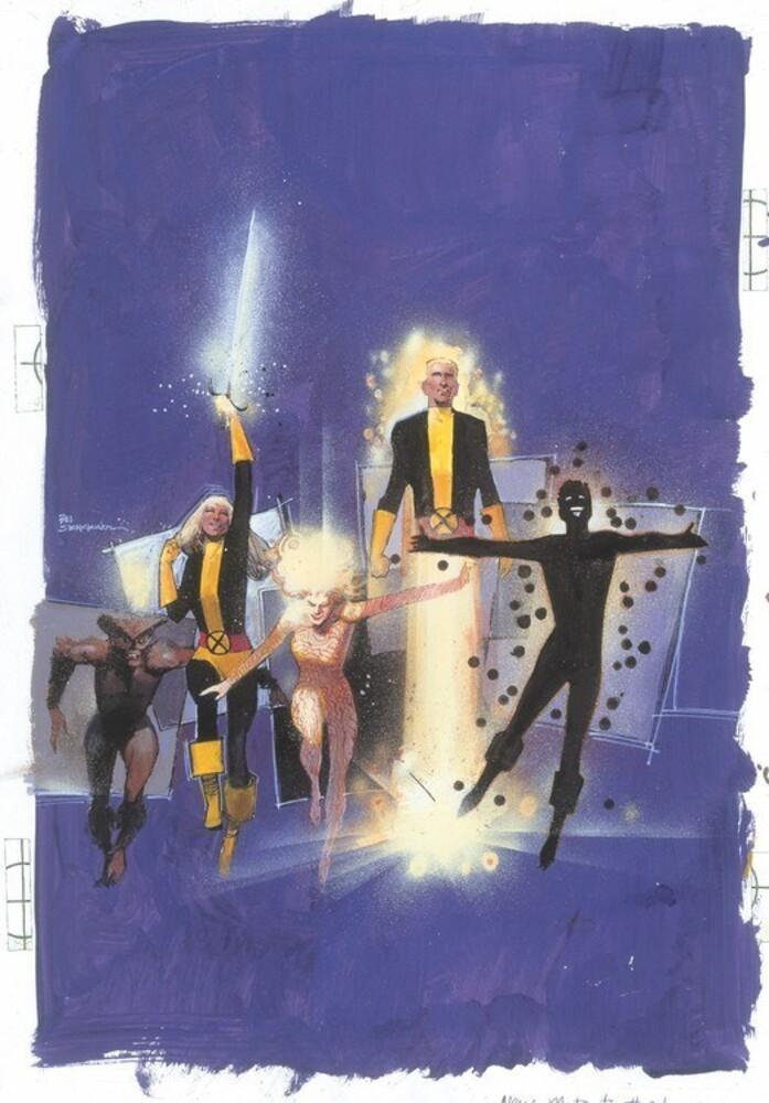Claremont, Chris / McLeod, Bob / Buscema, Sal - New Mutants Omnibus Vol. 1