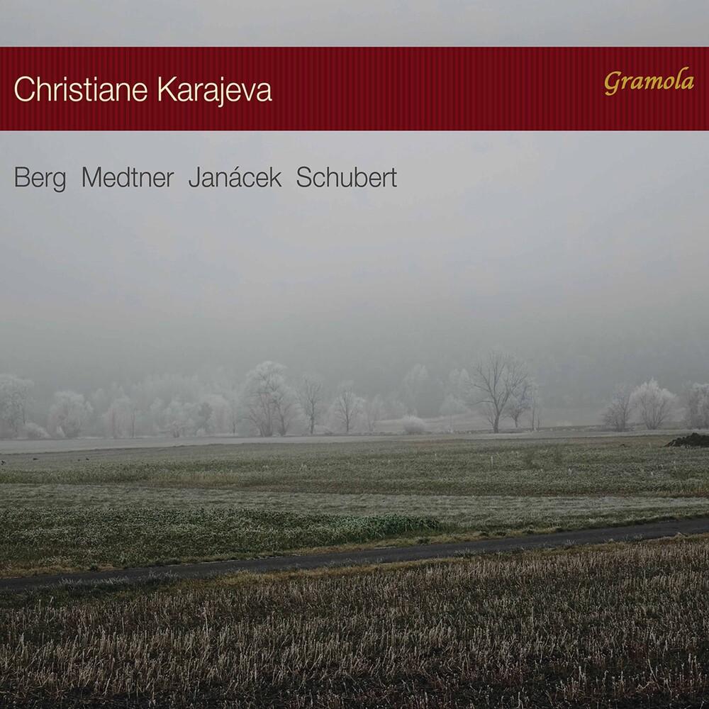Berg / Karajeva - Christiane Karajeva Plays