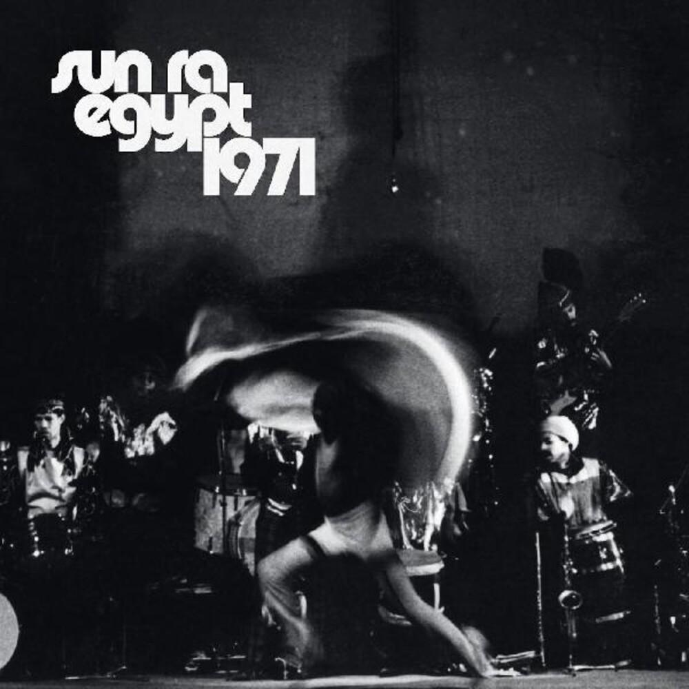 Sun Ra - Egypt 1971