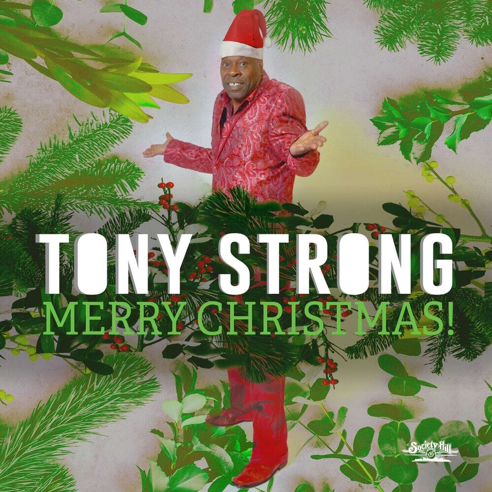 Tony Strong - Merry Christmas!