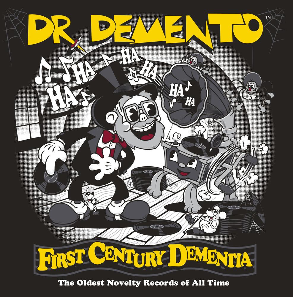 Dr Demento - First Century Dementia