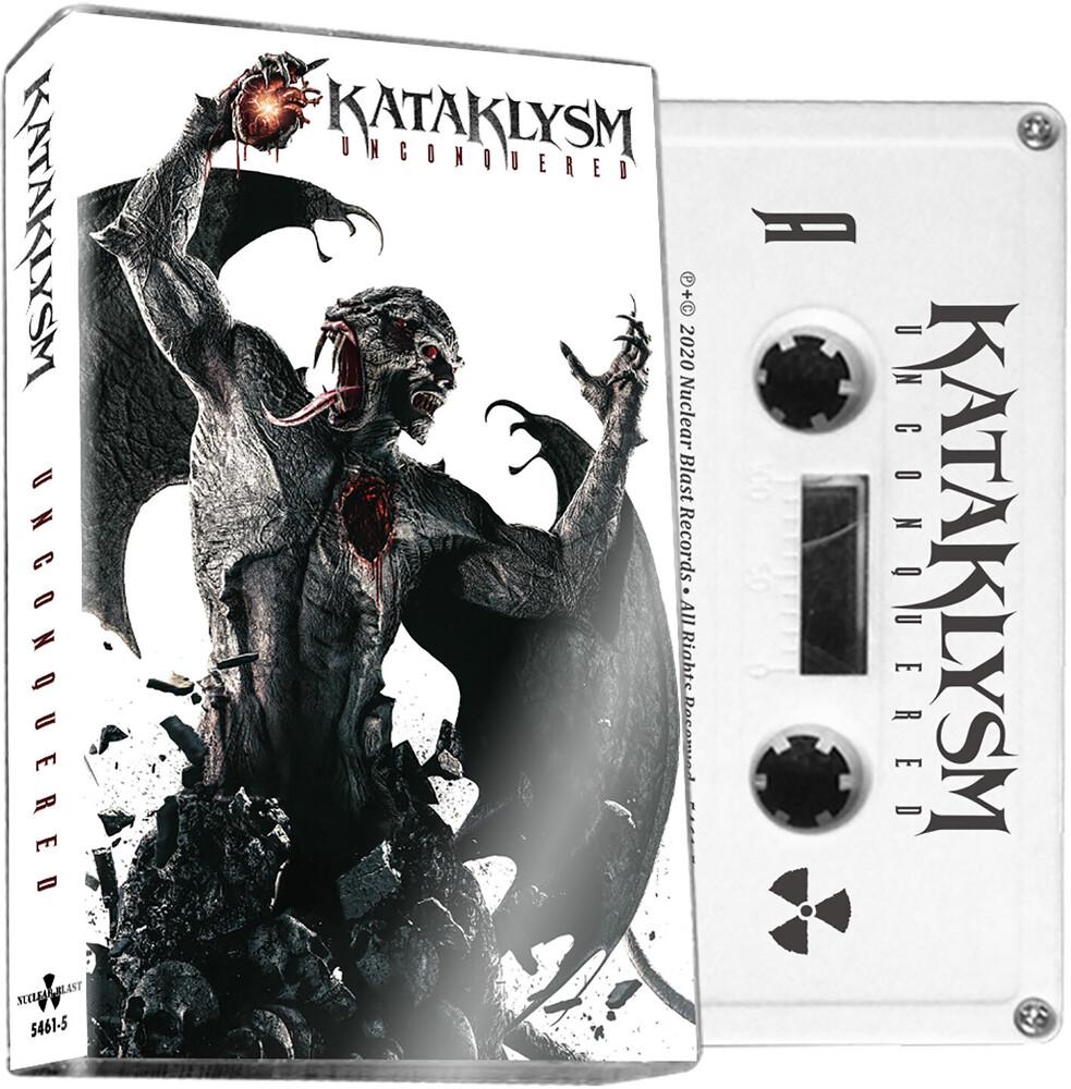 Kataklysm - Unconquered (White Cass) (Wht)