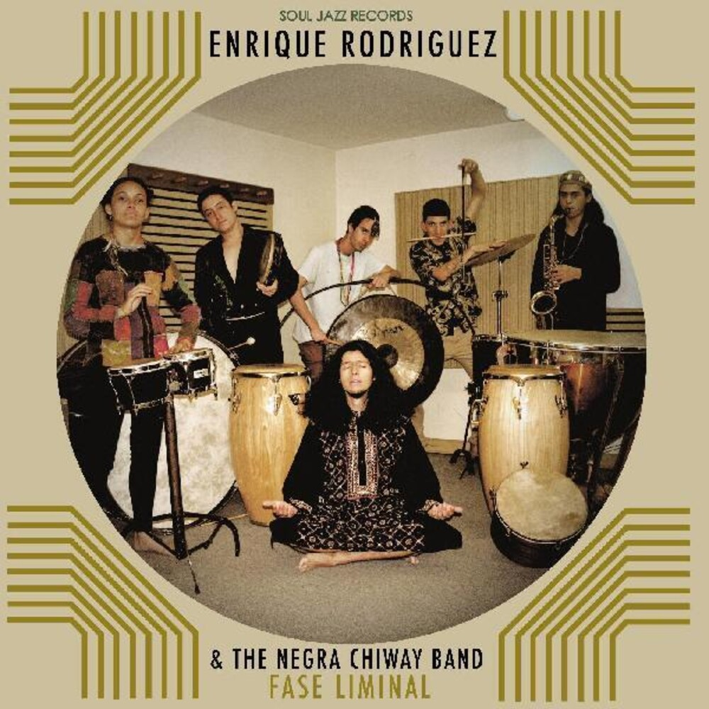 Enrique Rodriguez & The Negra Chiway Band - Fase Liminal