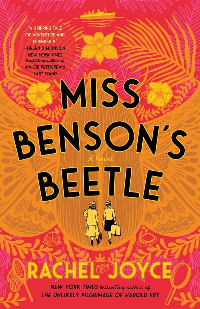 Joyce, Rachel - Miss Benson's Beetle: A Novel