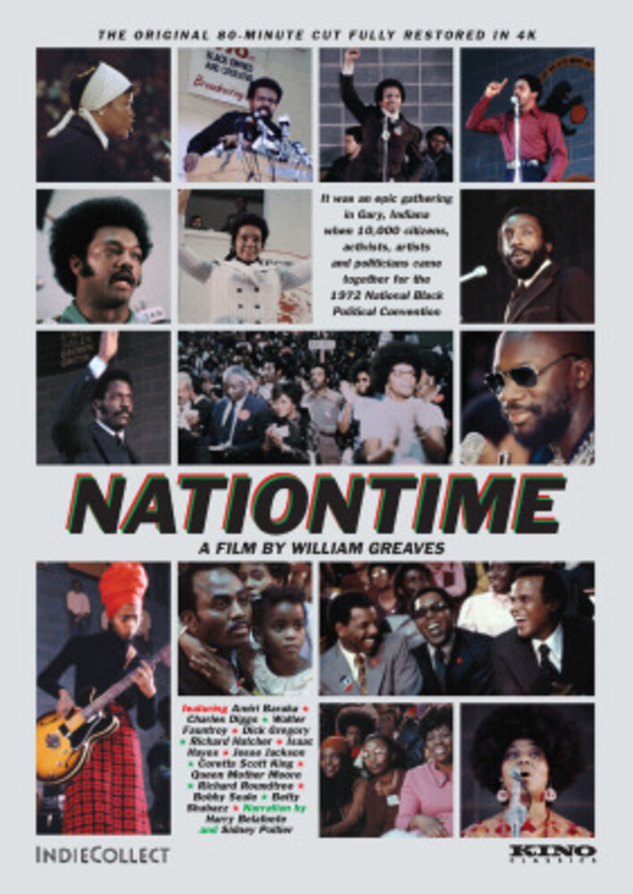 Nationtime (1972) - Nationtime