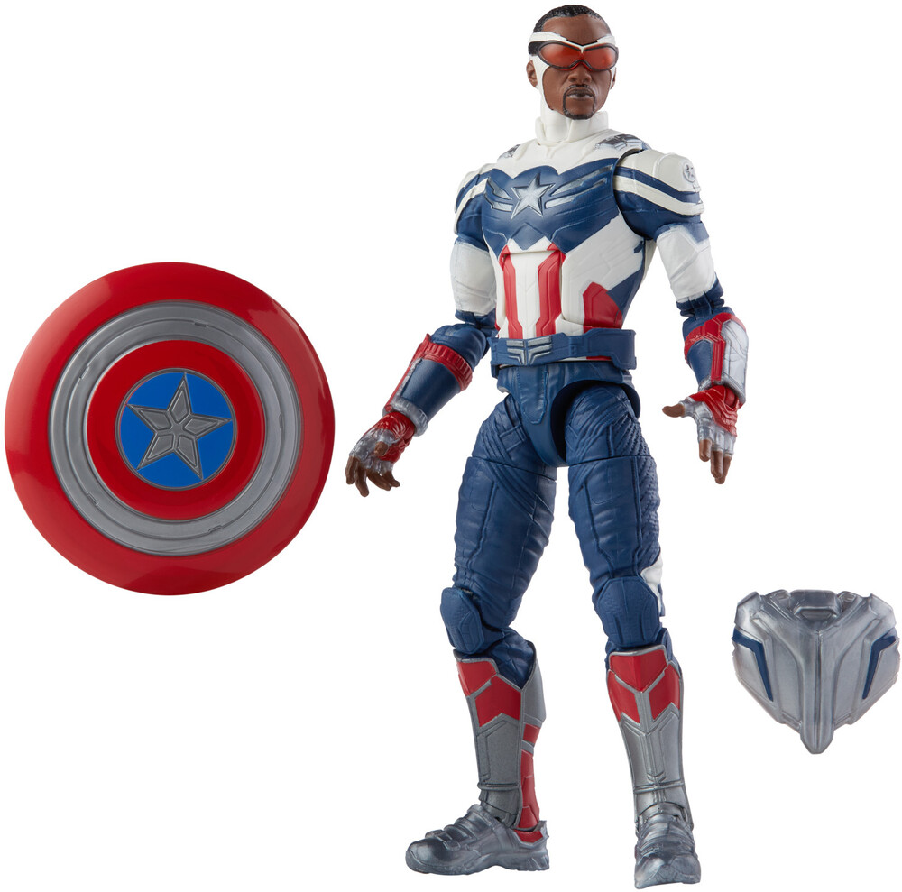 Avn Legends Mse 7 - Hasbro Collectibles - Marvel Legends Avengers Mse 7