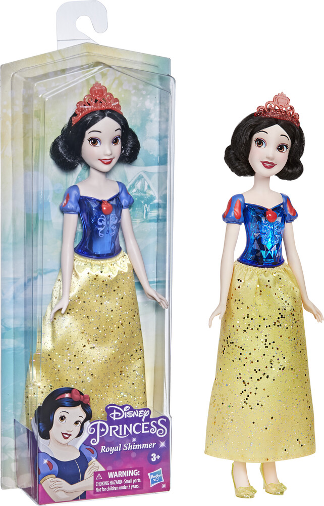- Dpr Fd Royal Shimmer Snow White (Afig) (Clcb)