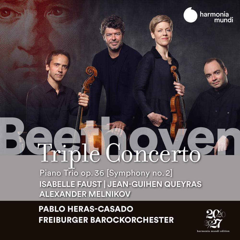 Isabelle Faust  / Queyras,Jean-Guihen - Beethoven: Triple Concerto