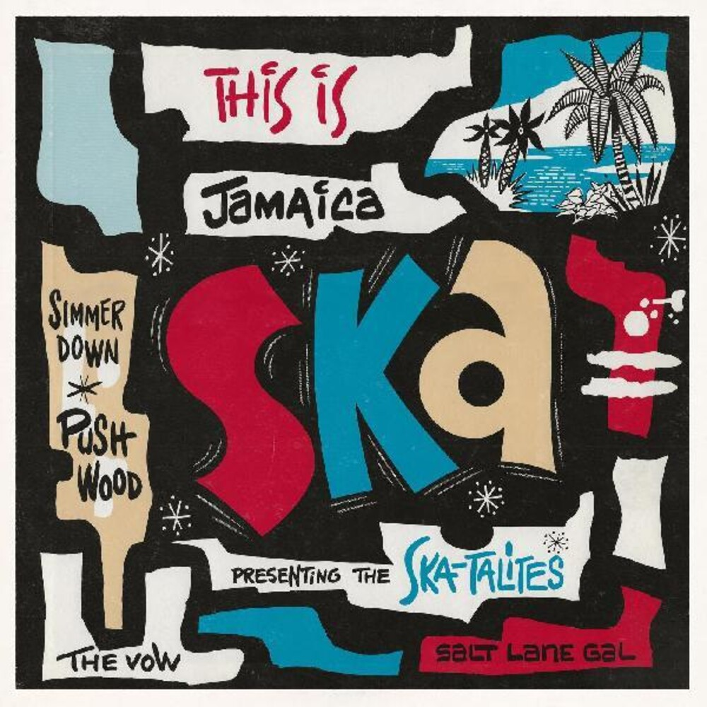 This Is Jamaica Ska / Various - This Is Jamaica Ska (Various Artists)