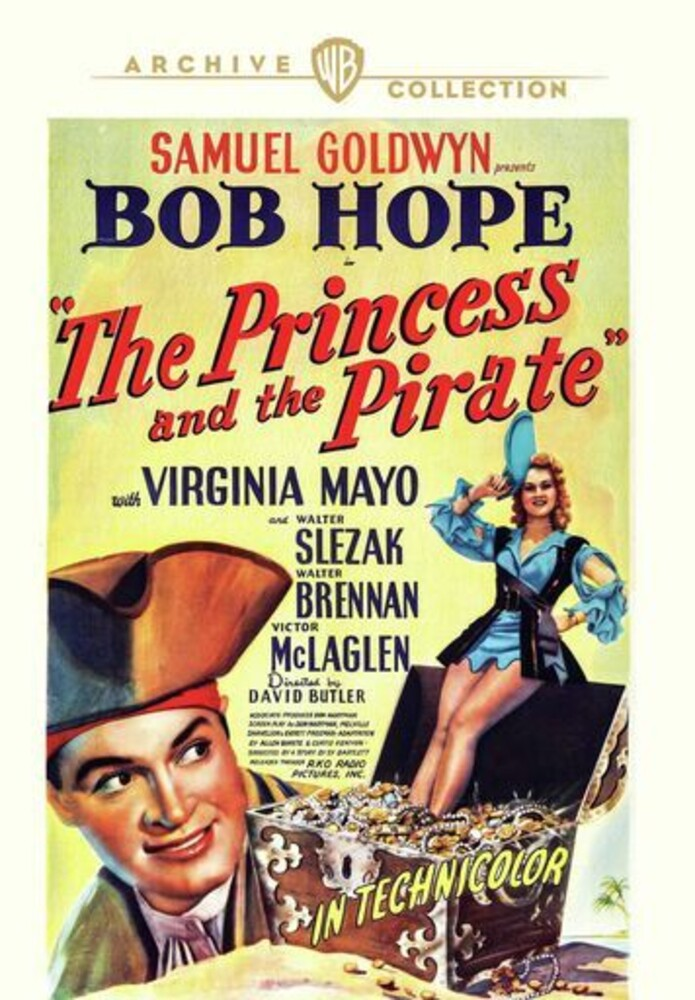 Princess & the Pirate (1944) - The Princess and the Pirate