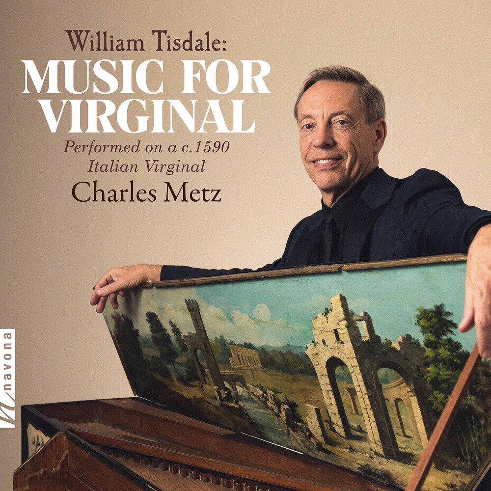 Tisdale / Metz - Music For Virginal