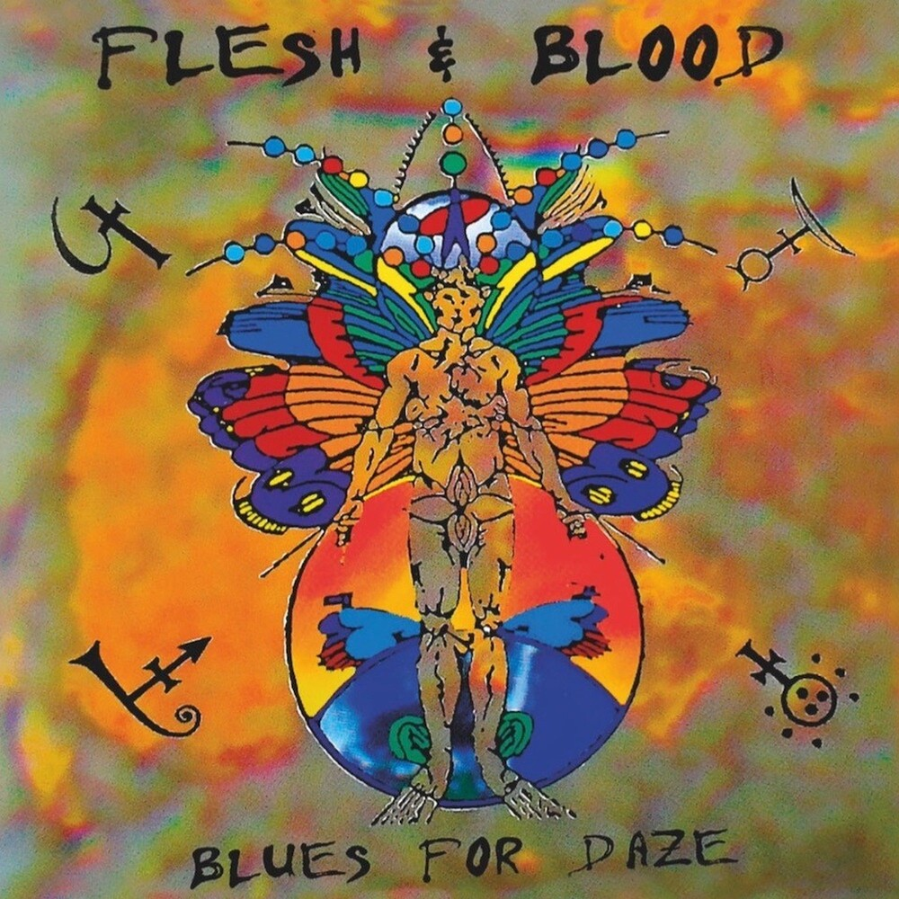 Flesh & Blood - Blues For Daze (Uk)