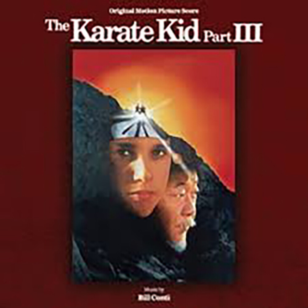 Bill Conti  (Exp) (Rmst) (Ita) - Karate Kid Part Iii / O.S.T. (Exp) [Remastered] (Ita)