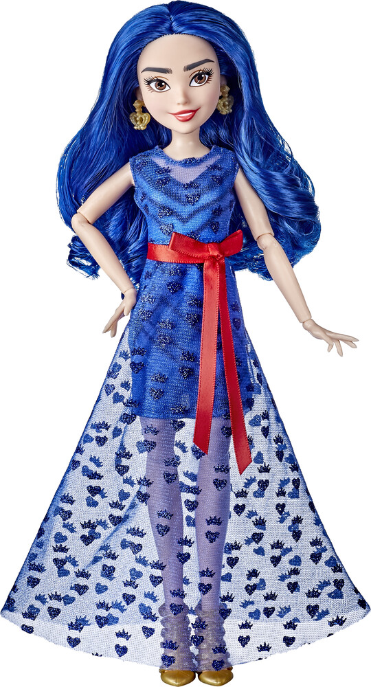 Dd 3.5 Reception Evie - Hasbro Collectibles - Disney Descendants 3.5 Inch Recepetion Evie