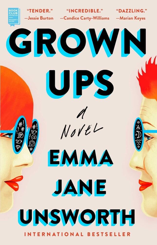 Unsworth, Emma Jane - Grown Ups: A Novel