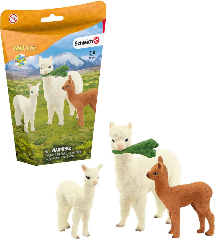 - Schleich Alpaca Set