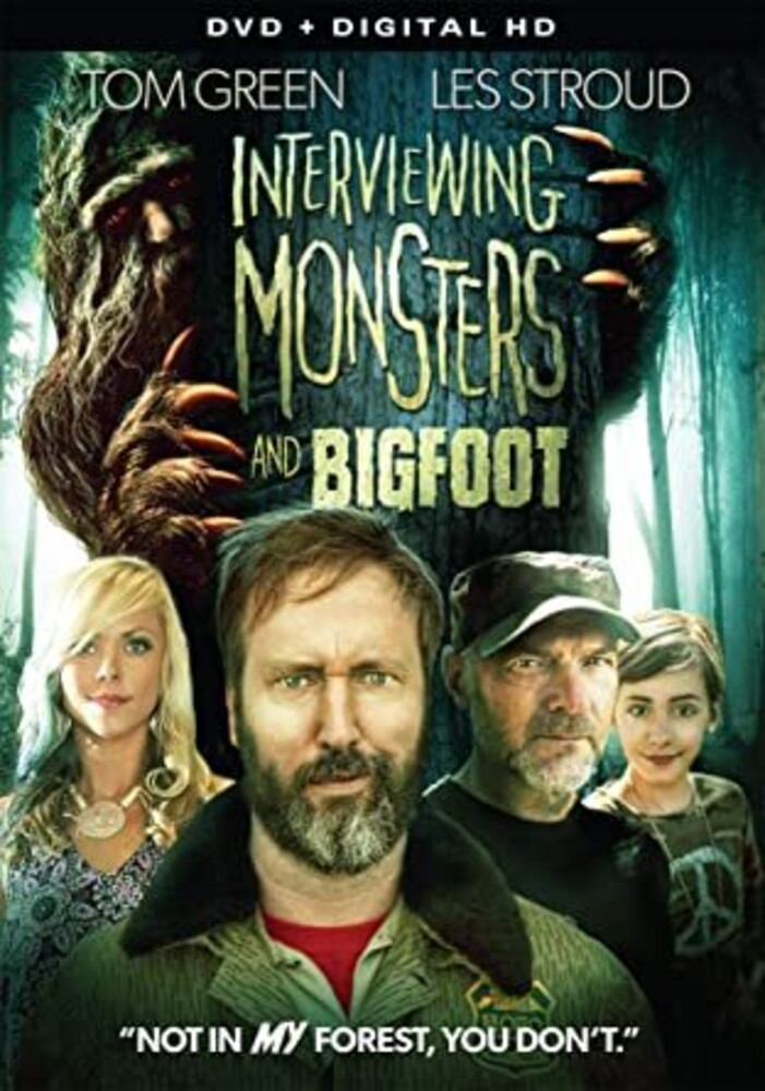 Interviewing Monsters and Bigfoot DVD - Interviewing Monsters And Bigfoot Dvd