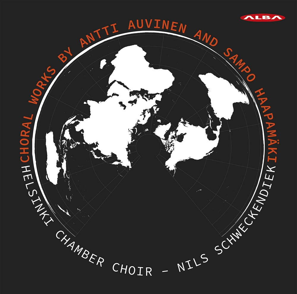 Helsinki Chamber Choir - Choral Works