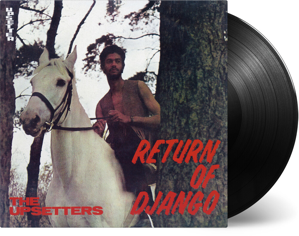 Upsetters - Return Of Django (Blk) [180 Gram] (Hol)