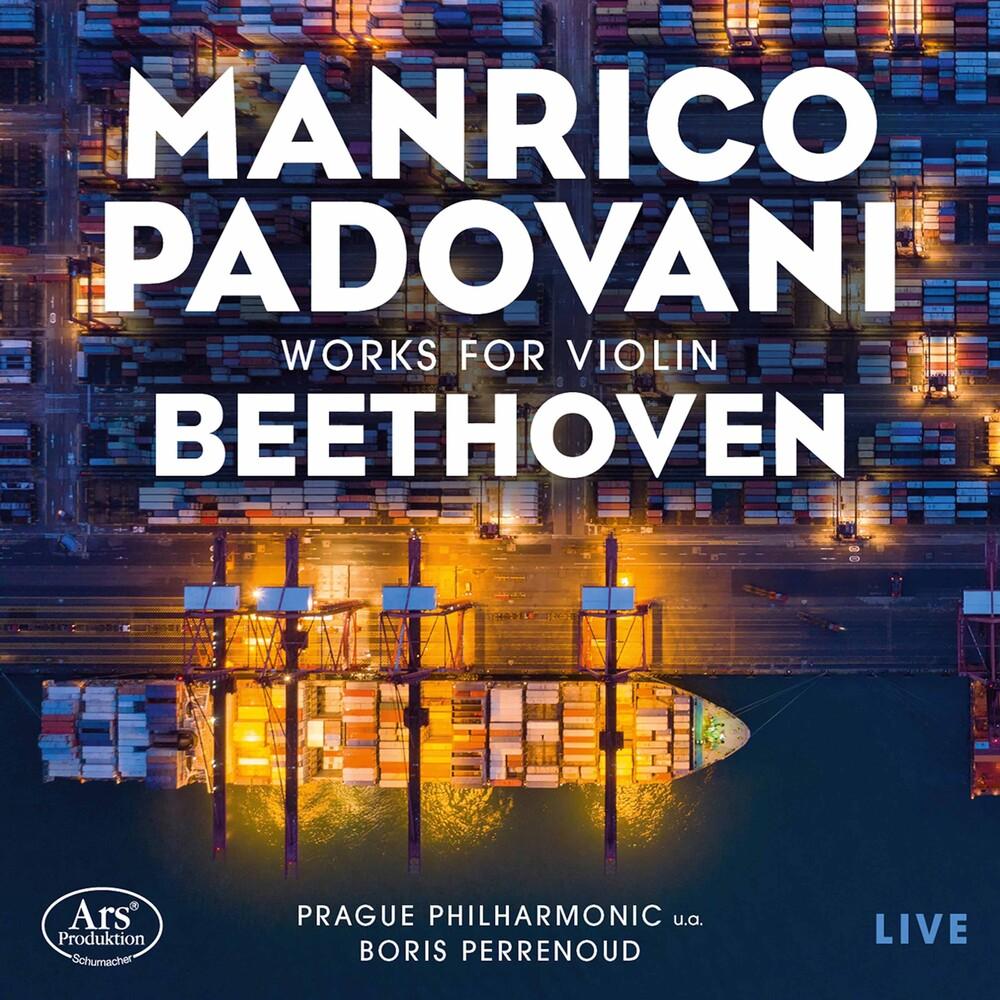 Beethoven / Padovani / Longato - Works for Violin