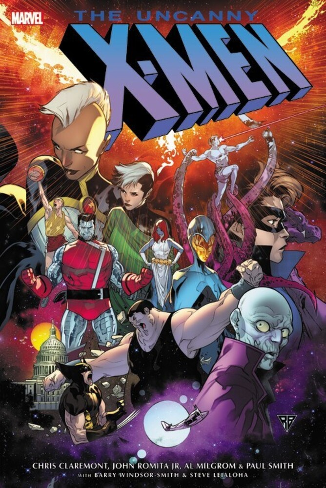 Claremont, Chris / Windsor-Smith, Barry - The Uncanny X-Men Omnibus Vol. 4