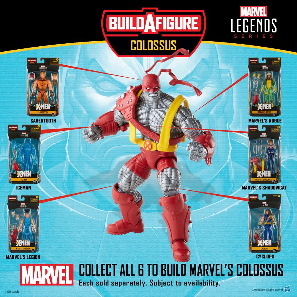 Mvl Legends Classic Ast - Hasbro Collectibles - Marvel Legends Classic Assortment