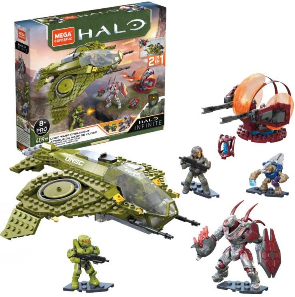 Mega Brands Halo - MEGA Brands - HALO Vehicle #10
