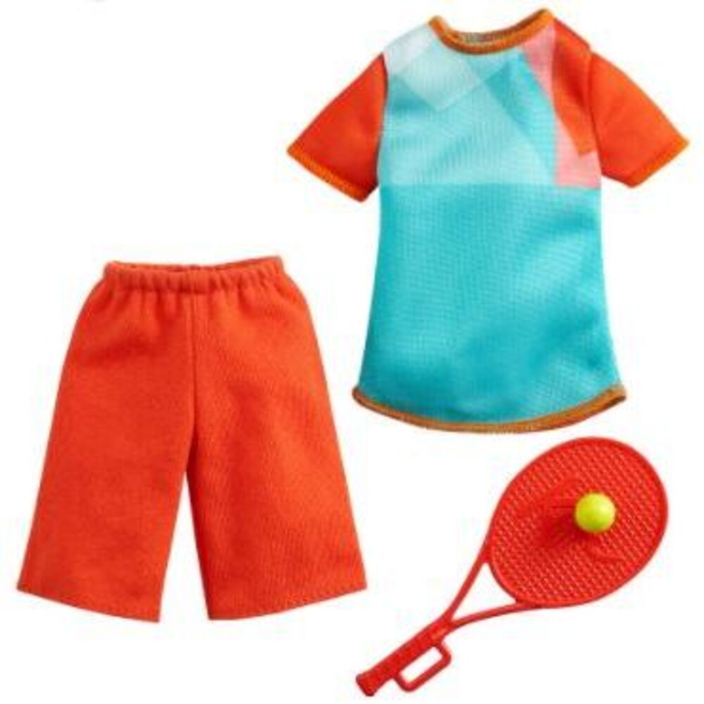 - Mattel - Barbie Ken Career Tennis Fashion