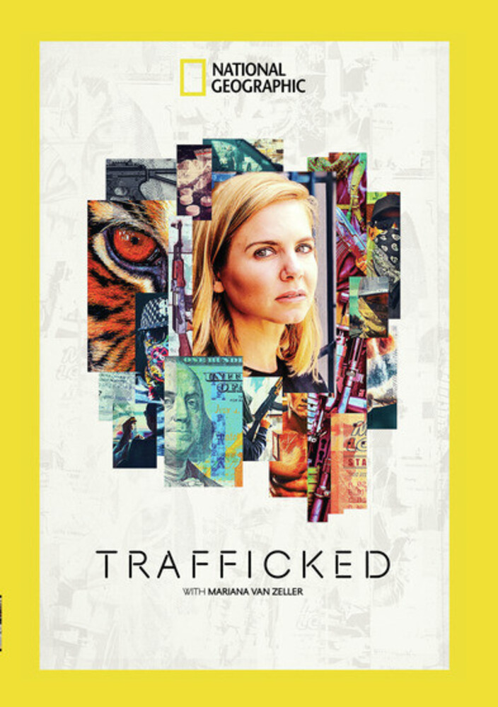 - Trafficked With Mariana Van Zeller (2pc) / (Mod)