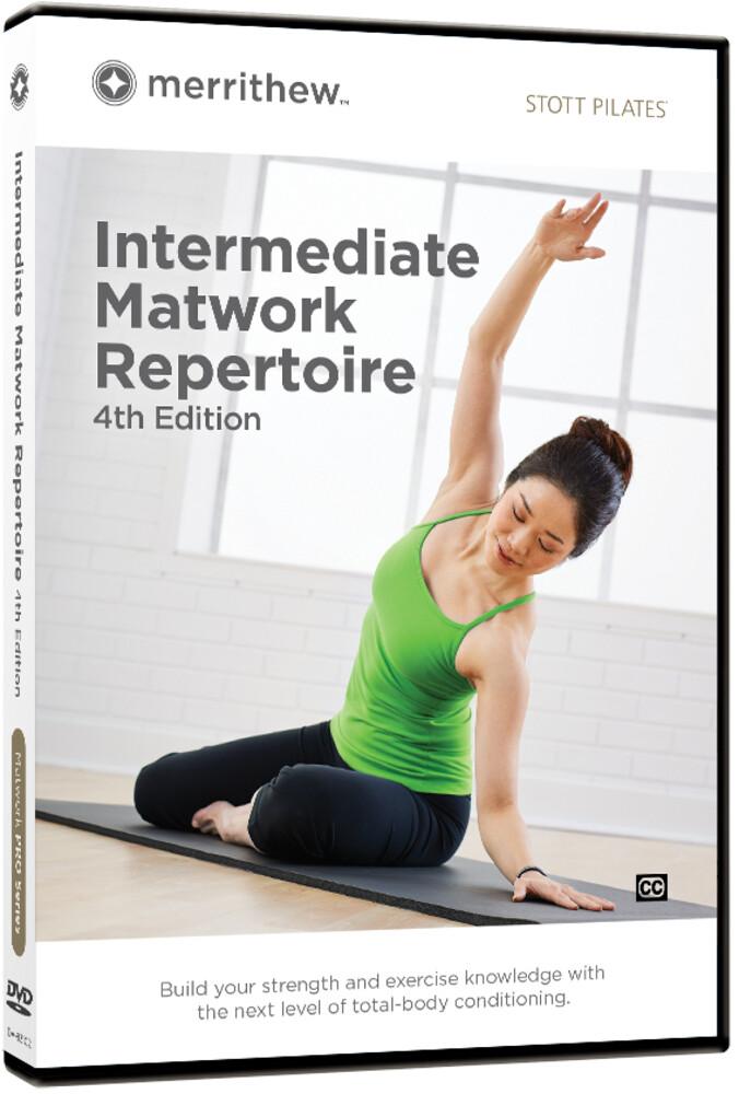 - Stott Pilates Intermediate Matwork Rep 4th Ed