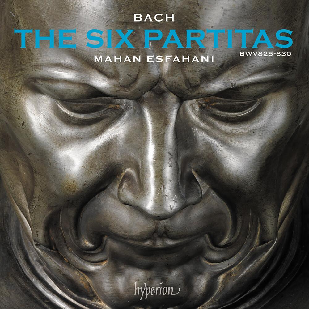 Mahan Esfahani - Bach: The Six Partitas
