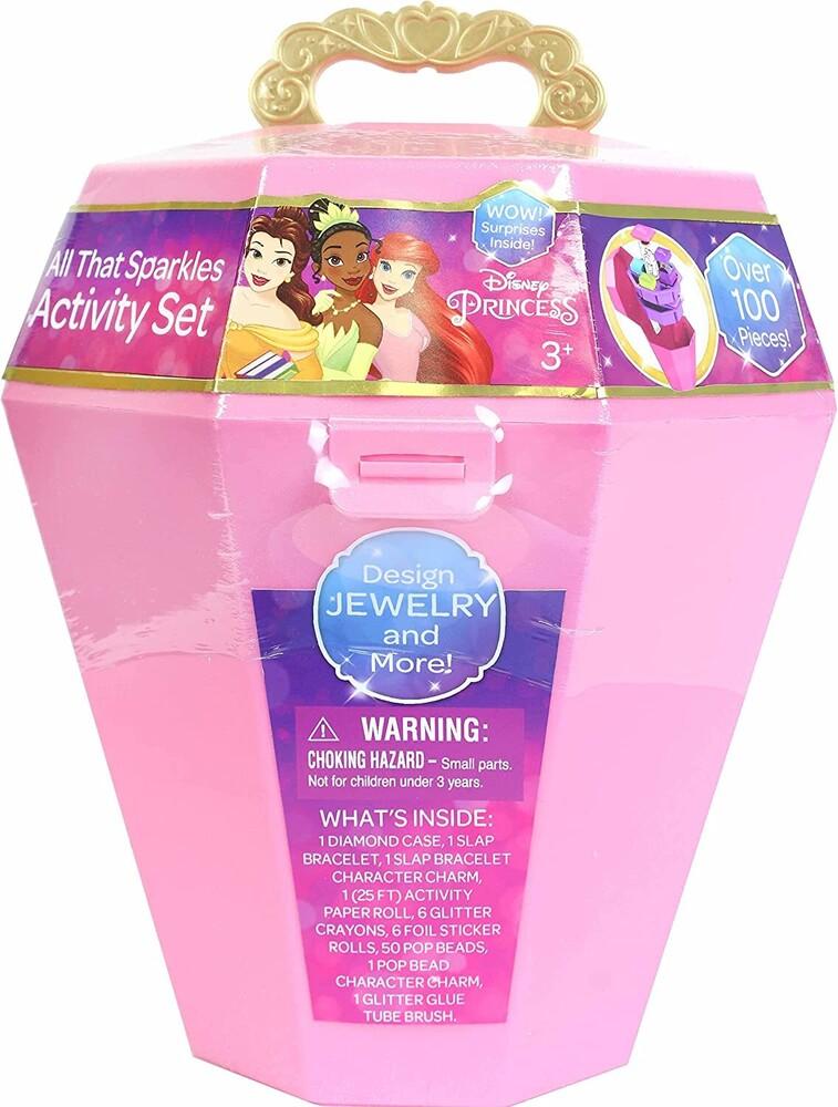 - Tara Toys - Princess All That Sparkles Activity Set (Disney)