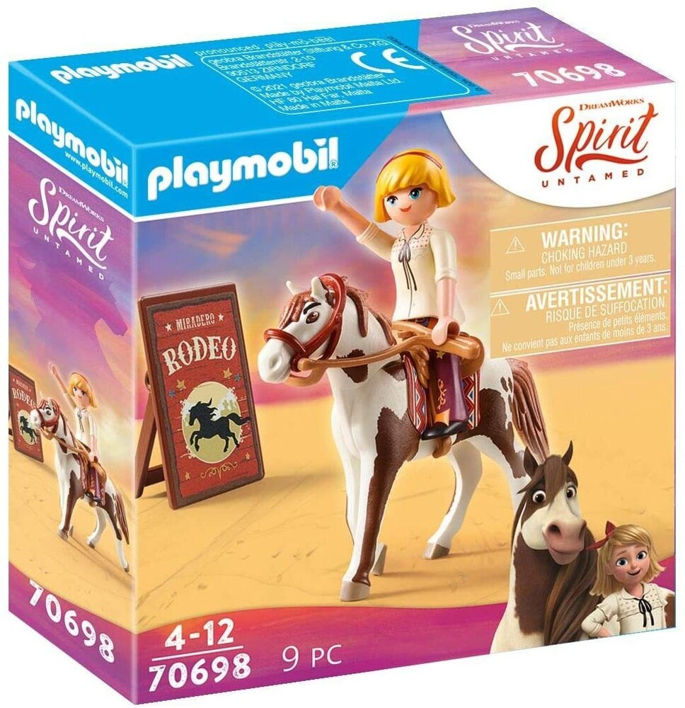 - Spirit Untamed Rodeo Abigail (Fig)