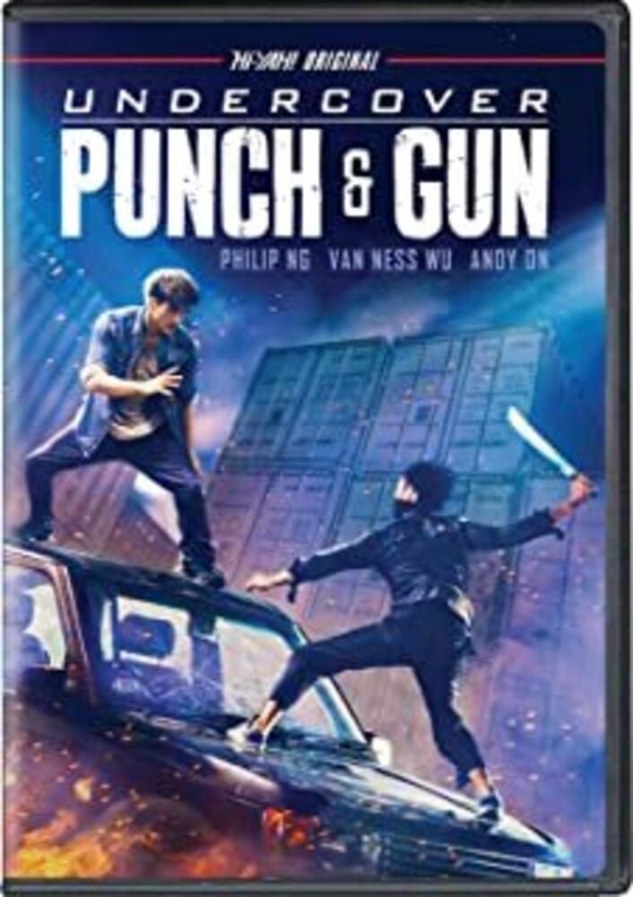- Undercover Punch & Gun