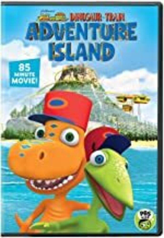 - Dinosaur Train: Adventure Island