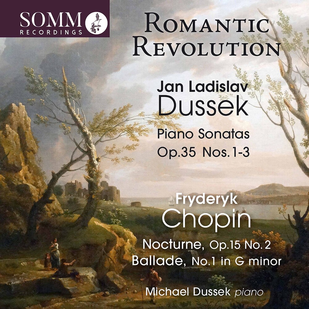 Chopin / Dussek - Romantic Revolution